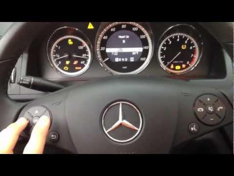 Mercedes c 300 2011 фотография
