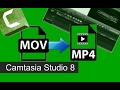 Camtasia Studio 8 ile iPhone'dan çekilen videoları düzenleme (MOV dosya türü)