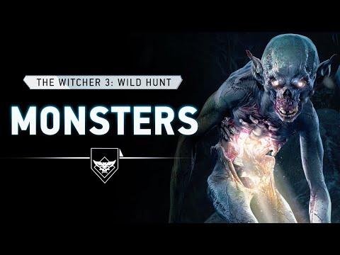 Z kim i z czym i jak walczy Geralt w grze Wiedźmin 3: Dziki Gon