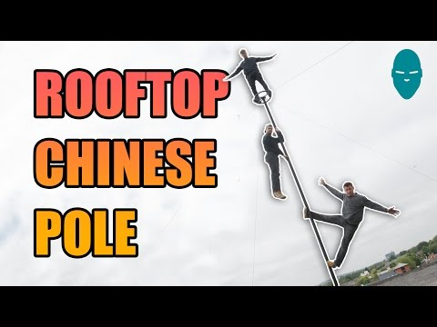 Rooftop Chinese Pole