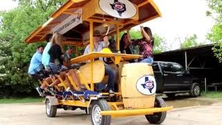 Fredricksburg (TX) United States  City new picture : Pedal Tour Texas | The Coolest Ride In Town -- Fredericksburg, TX