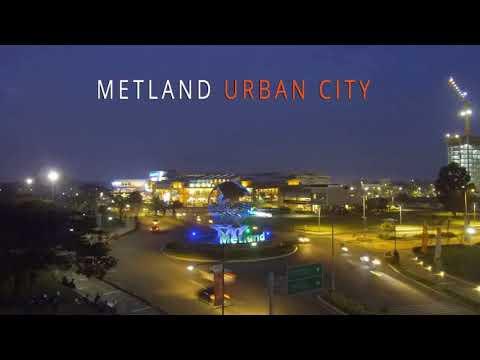 Timelapse Metland Urban City @metlandtransyogi