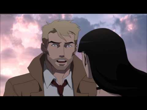 Zatanna and Constantine join the Justice League - Justice League Dark