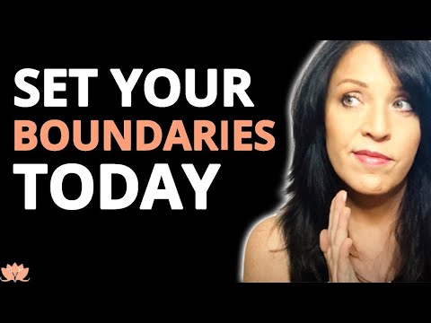 How to Set Boundaries with Narcissists [Pulling the Plug]
