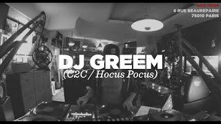 DJ Greem (C2C / Hocus Pocus) • DJ Set • Le Mellotron