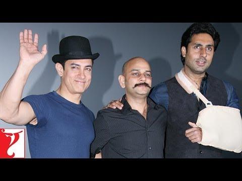 Trailer Launch Event   DHOOM:3   Contest Winners Meet-n-Greet   Aamir Khan   Abhishek Bachchan