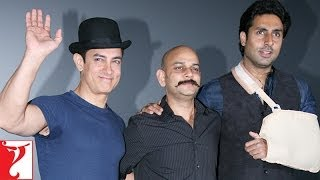 DHOOM:3 - Trailer Launch Event - Contest Winners Meet-n-Greet