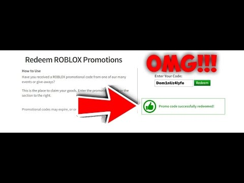 Promocodes for roblox 2017 june