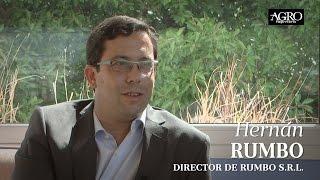 Hernán Rumbo - Director de Rumbo S.R.L.