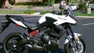 9. Contra Costa Powersports-Used 2013 Kawasaki Versys 650 Twin Cylinder Sport motorcycle