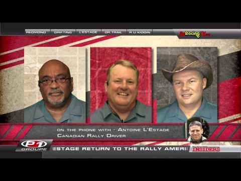 Antoine L'Estage Interviewed on The Racing Insiders