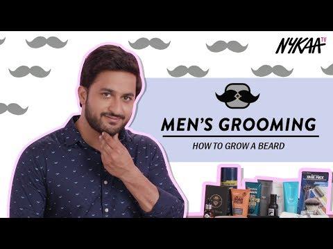 Beard oil - Beginner's Guide +Tips: How to Grow A Beard With Veer Rajwant Singh