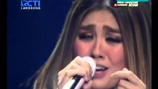 Agnez Mo (Agnes Monica) Ft Judika - Rindu @ Mega Fantastic Four 160302 Video