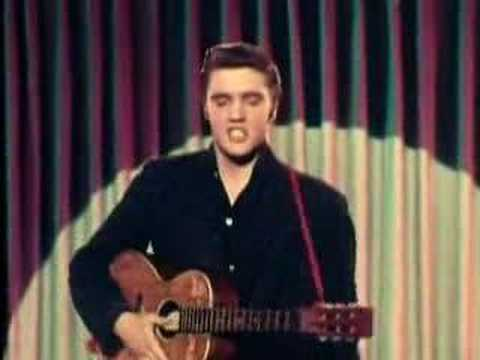 Elvis - blue suede shoes color -- OFFICIAL FAN CLUB LONELY STREET GENE VINCENT On Facebook https://www.facebook.com/pages/GENE-VINCENT-FAN-CLUB/228785458542 -- Websi...