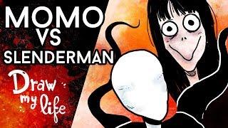 Video MOMO contra SLENDERMAN: el esperado ENFRENTAMIENTO - Draw My Life en Español MP3, 3GP, MP4, WEBM, AVI, FLV September 2018