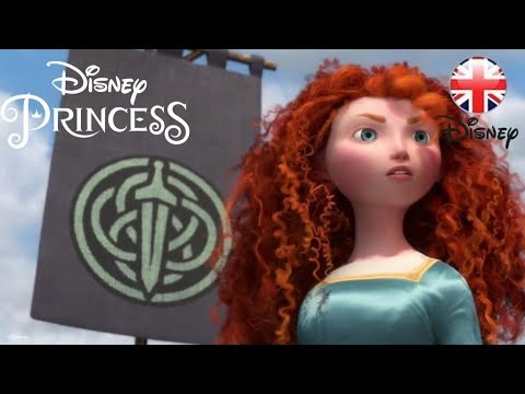BRAVE | Merida Archery Scene | Official Disney Pixar UK