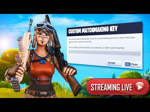 🔴(NA-EAST) CUSTOM MATCHMAKING FORTNITE LIVE SOLOS, DUOS, SQUADS/SCRIMS #CustomMatchMaking @Sequel