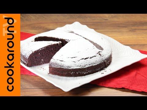 torta al cioccolato - la videoricetta