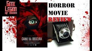 Nonton CAMERA OBSCURA ( 2017 Christopher Denham ) Serial Killer Horror Movie Review Film Subtitle Indonesia Streaming Movie Download