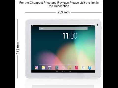 Review Dragon Touch A1X Plus 10.1 Tablet
