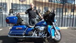 9. 2008 Harley Davidson Ultra Classic Electra Glide!