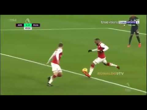 Arsenal vs Manchester United 1-3 Football   Highlight Scored 3/12/2017