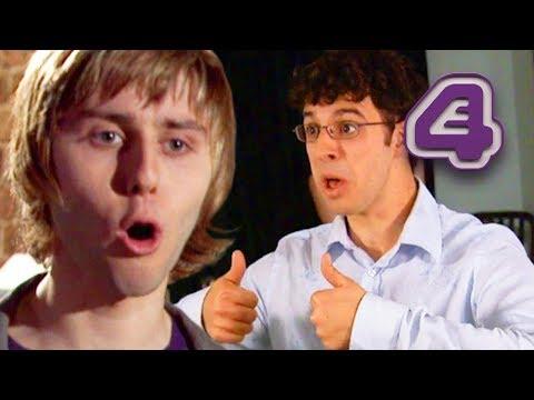 BEST OF THE INBETWEENERS   Jay's Funniest Moments   Series 1