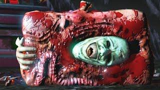 Video Mortal Kombat XL - All Fatalities On Leatherface download in MP3, 3GP, MP4, WEBM, AVI, FLV Mei 2017