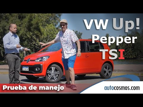 Test al VW up! TSI