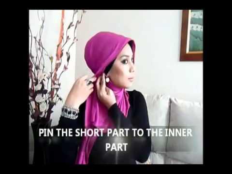 تعليم ربطات حجاب ولفات طرح