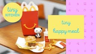 Tiny Happy Meal   Tiny Kitchen by Tastemade