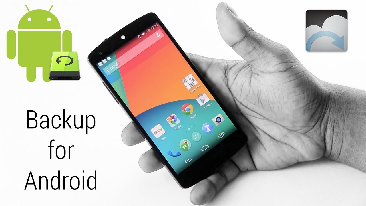 Descargar How to Backup and Restore Apps & Data on any Android Phone (NO ROOT) para Celular  #Android