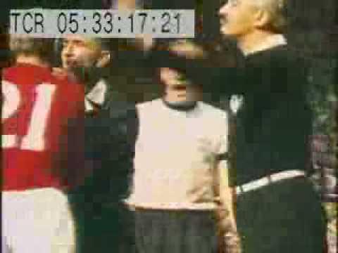 Este es el gol que le regalaron a Inglaterra en el Mundial del 66
