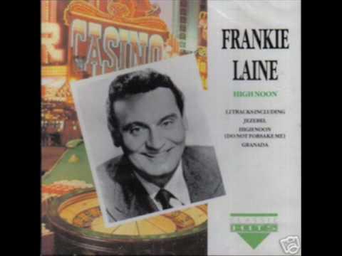 Tekst piosenki Frankie Laine - Don't Cry po polsku