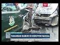 foto Napi Kabur Bawa Mobil Tahanan, Tabrak Sejumlah Kendaraan di Depok - BIS 23/06 Borwap