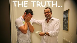 The TRUTH About My Billionaire Dad...