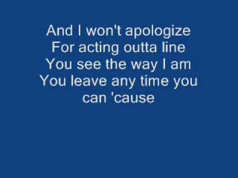 Rise Against - Nervous Breakdown (with lyrics)
