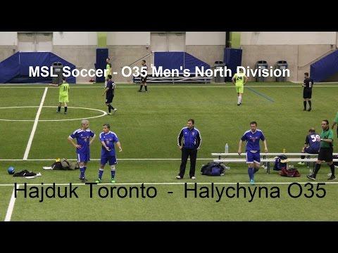 Перервана гра. Хайдук Торонто проти Галичини O35.