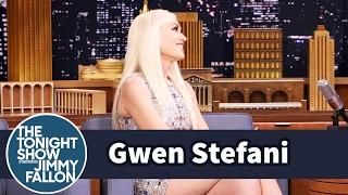 <b>Gwen Stefani</b> On Blake Sheltons Sushi Fame And First Trip To Disneyland