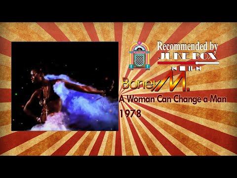 Boney M. - A Woman Can Change A Man 1977