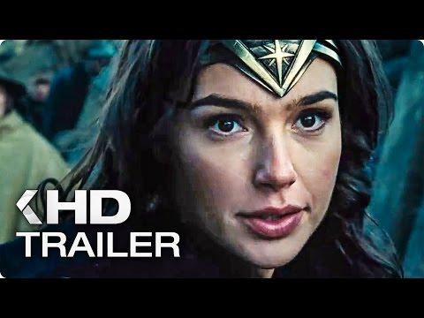 WONDER WOMAN Trailer 2 (2017)