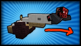 Minecraft: How to make a working PLAYER CANNON (or PLAYER LAUNCHER)