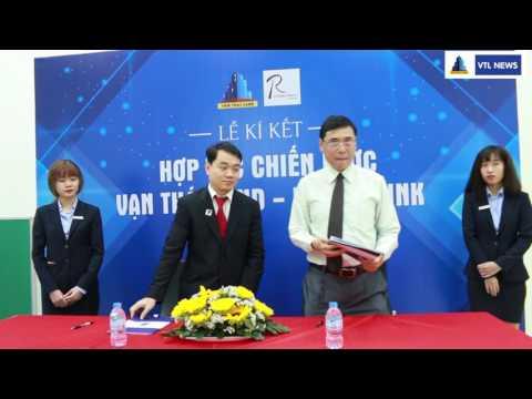 Lễ Kí Kết Quản Lý Tòa Nhà Realty Link & Vạn Thái Land