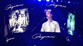 Download Lagu Justin Bieber Home To Mama Live Staples Center November 13, 2015 An Evening With Justin Bieber Mp3