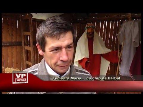 Fecioara Maria… cu chip de barbat