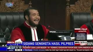 Video Suasana Jelang Ketua MK Tutup Sidang Sengketa Pilpres 2019 MP3, 3GP, MP4, WEBM, AVI, FLV Juni 2019