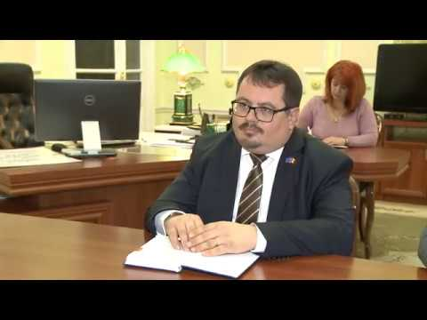 Președintele țării a avut o întrevedere cu Şeful Delegaţiei UE în Republica Moldova
