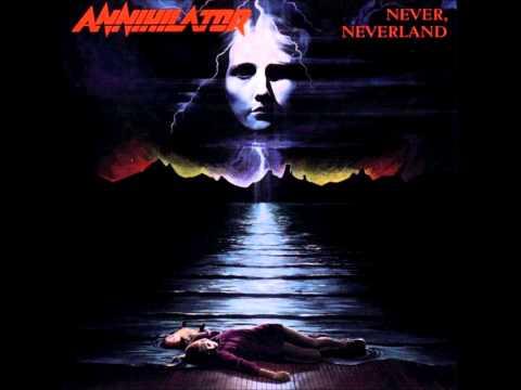 Annihilator - Never, Neverland lyrics