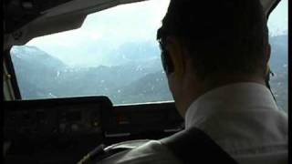 Sion Switzerland  City new picture : Instrument approach at Sion (Switzerland) explained