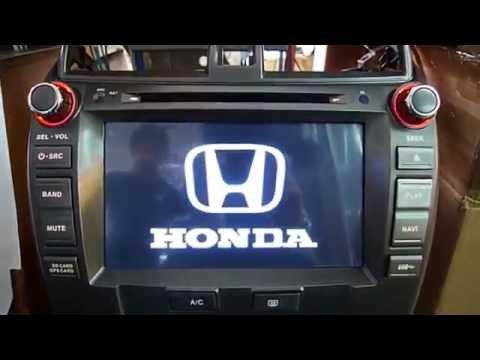 Màn hình dvd theo xe honda city 2013